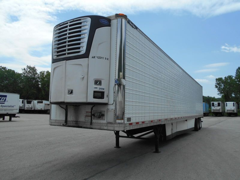 2013 GREAT DANE REEFER 4356324673