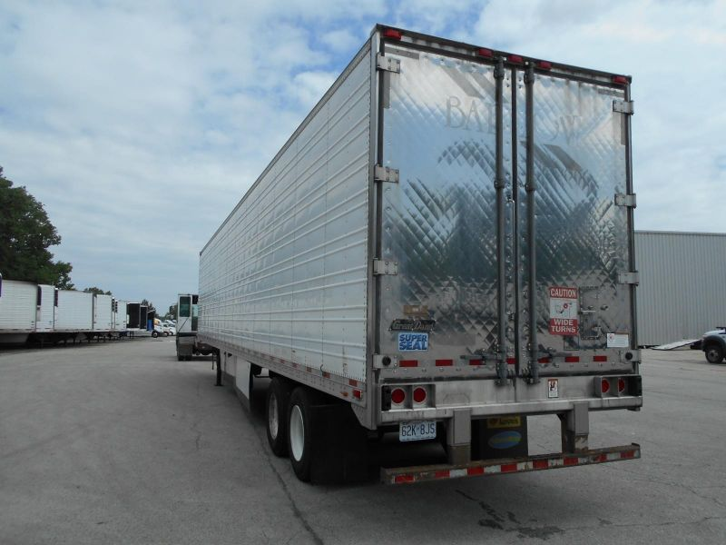 2013 GREAT DANE REEFER 4356325055