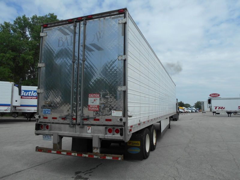 2013 GREAT DANE REEFER 4356325059