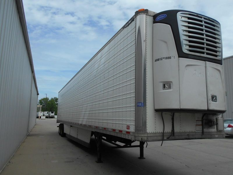 2013 GREAT DANE REEFER 4356843811