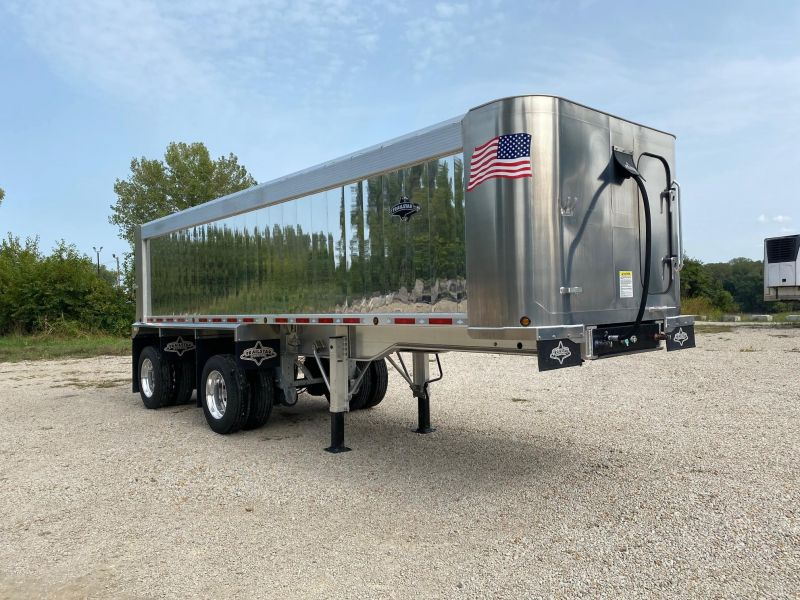 2021 TRAILSTAR 28' FULL FRAME DUMP 6129105319